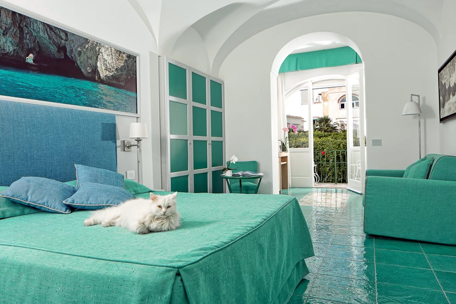 Photos Of Hotel Gatto Bianco Capri Italy